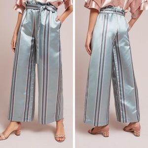 Anthropologie Hermant & Nandita wide leg pants